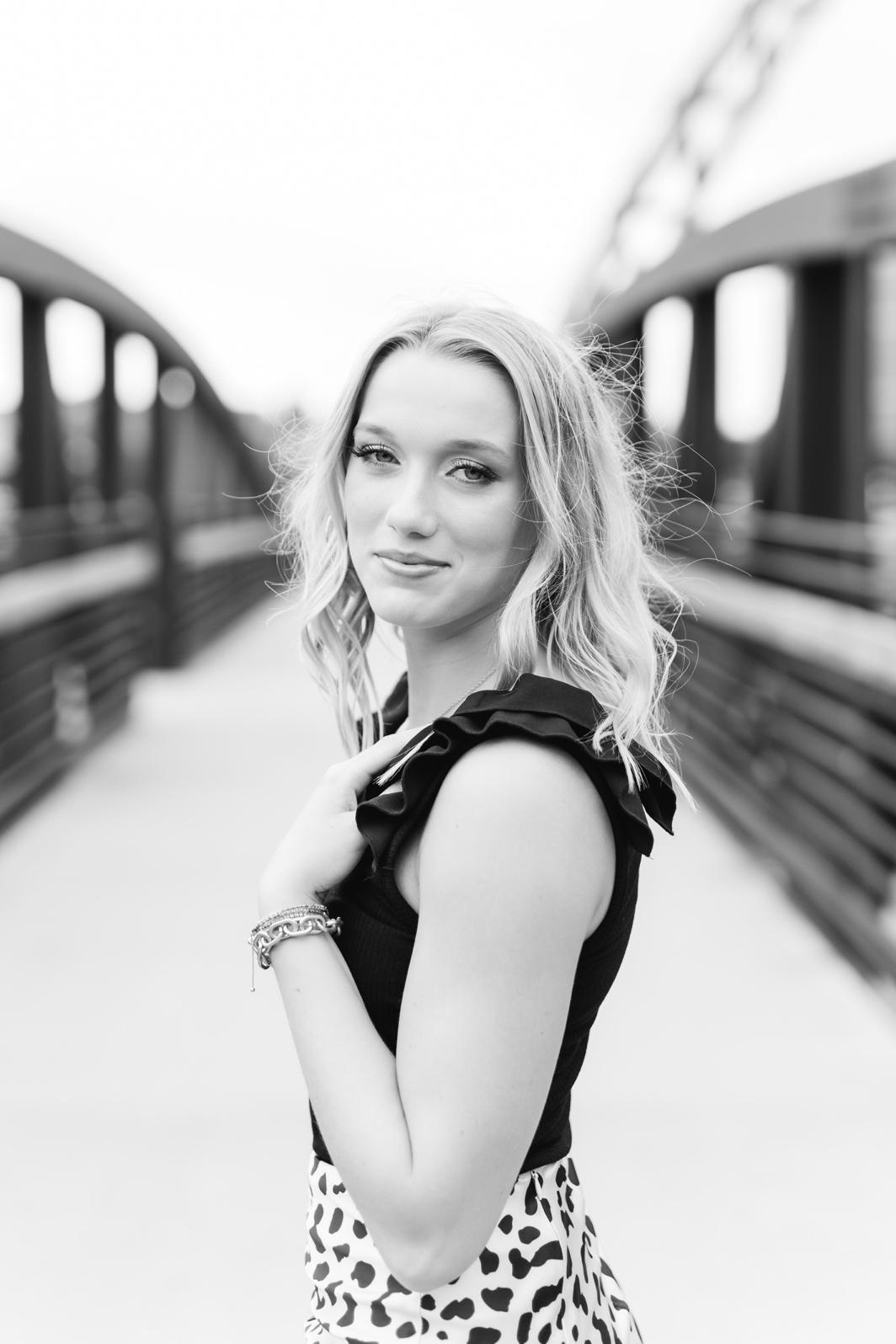 sioux falls senior photography