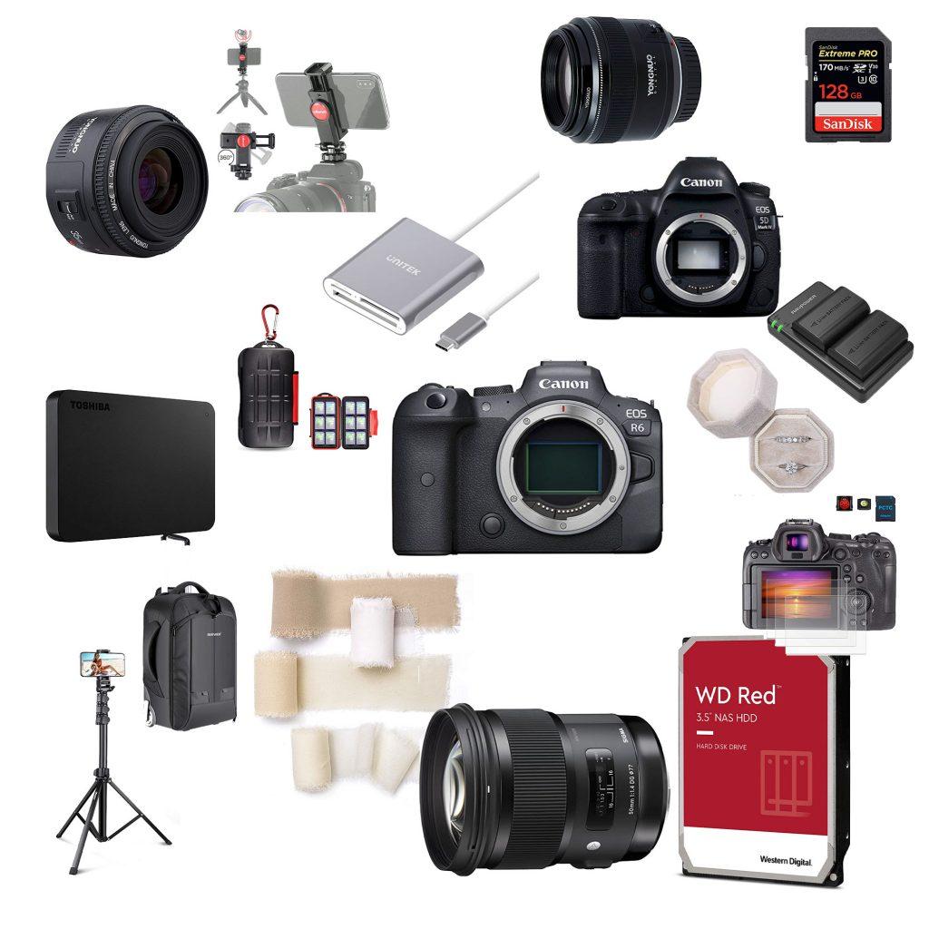 amazon favorites for photographers