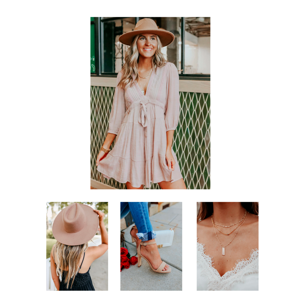 spring engagement session outfits