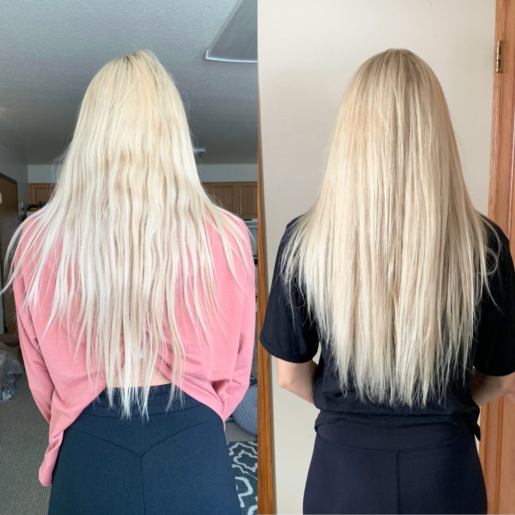my haircare routine and growth tips