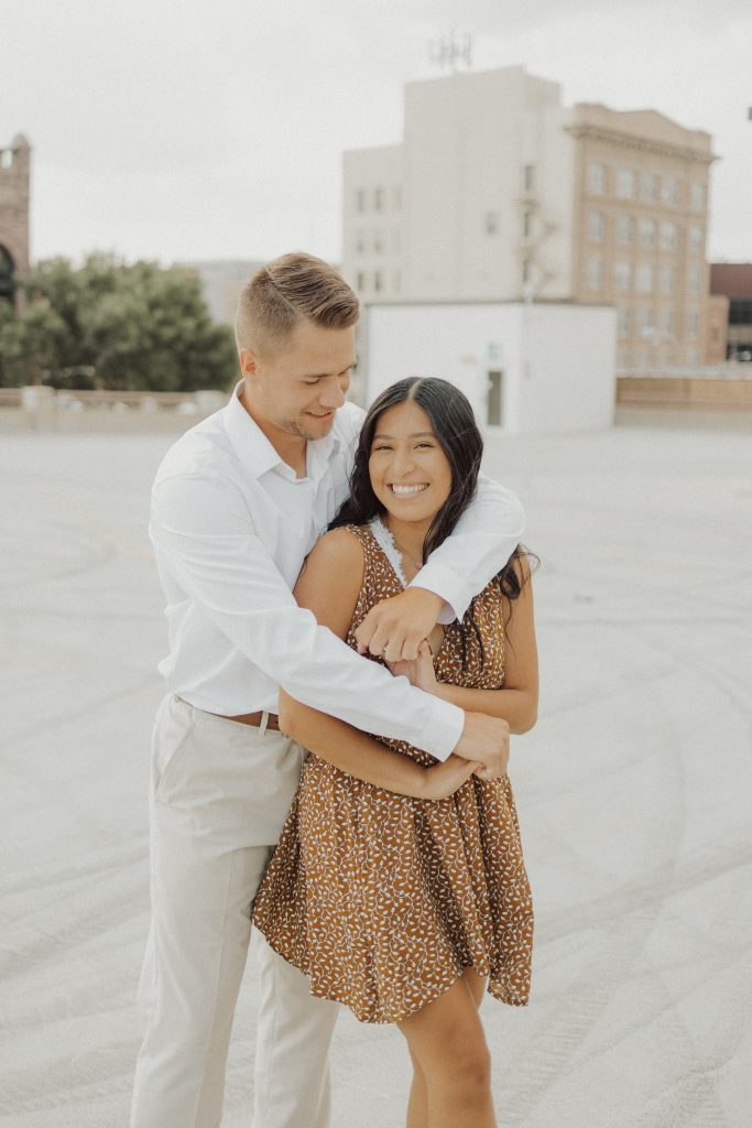 what to do with your engagement pictures